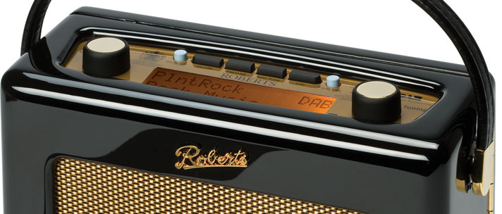 ROBERTS REVIVAL BLACK PIANO